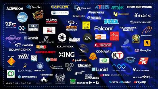 PlayStation 4 Games List of Third party Companies Developing PlayStation 4 Games