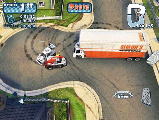 Racing Moto for tablets