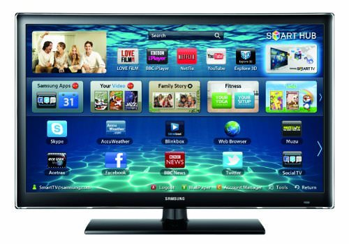Samsung UE26EH4500 26 inch LED TV Top 5 TVs for Those on a Budget