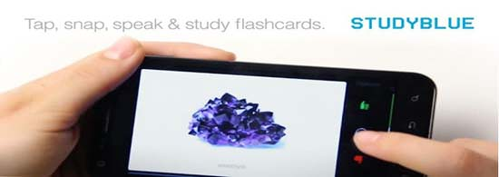 StudyBlue Android App Top 10 Android Apps for College Students in 2013
