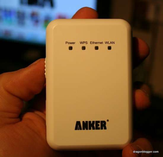 anker wi-fi repeater screen shot