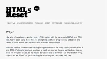 5 Most Useful HTML5 Tools