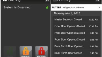 Top 5 Home Security iPhone Apps