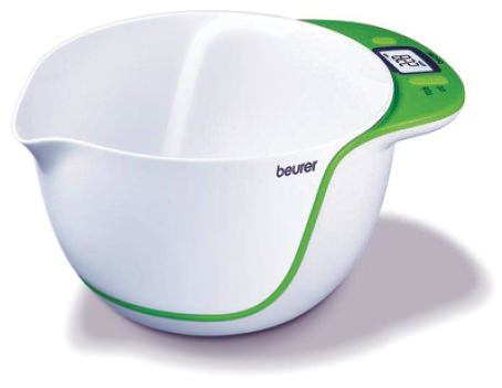Digital Mixing Bowl and Kitchen Scale