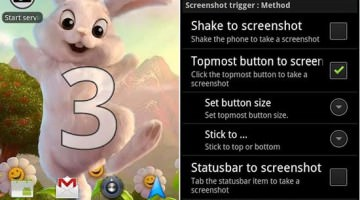 How to Take Screen Shot on Android Smartphones?