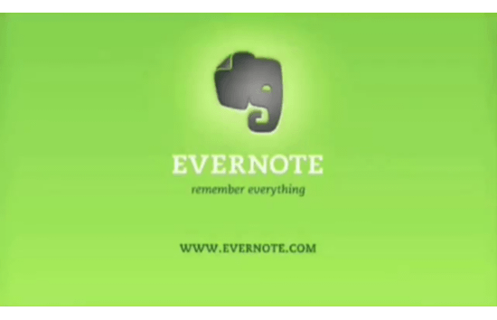 Evernote Web1