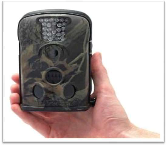 IR Hunting Camera With MMS Messaging