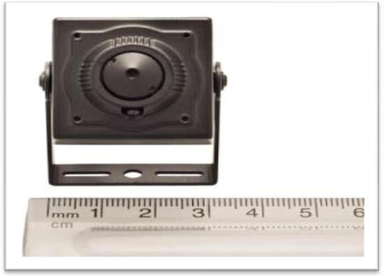 LUX Low Light Pinhole Spy Camera