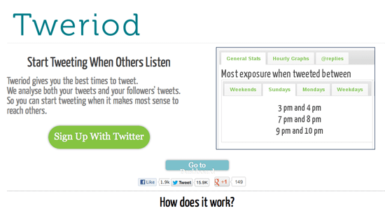 Tweriod 6 Amazing Twitter Tools for Twitter Users