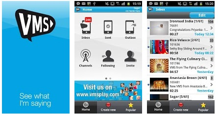 VMS Video Messenger What are the 5 Best Video Sharing Apps?