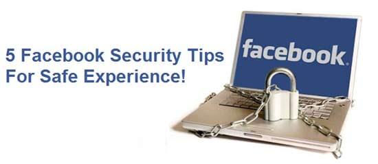 facebook profile security