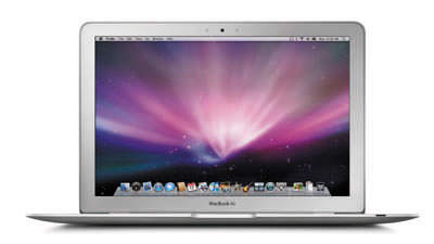 First MacBook