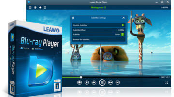 Leawo Blu-ray Player for Windows 8 – 67% OFF