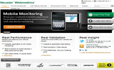 Webmetrics Global Watch