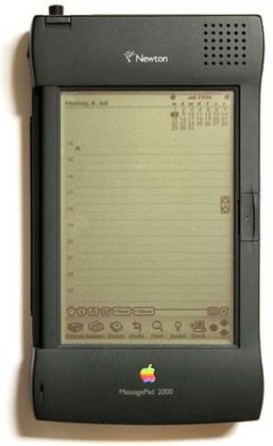 first PDA