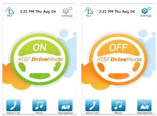 AT&T Drive App
