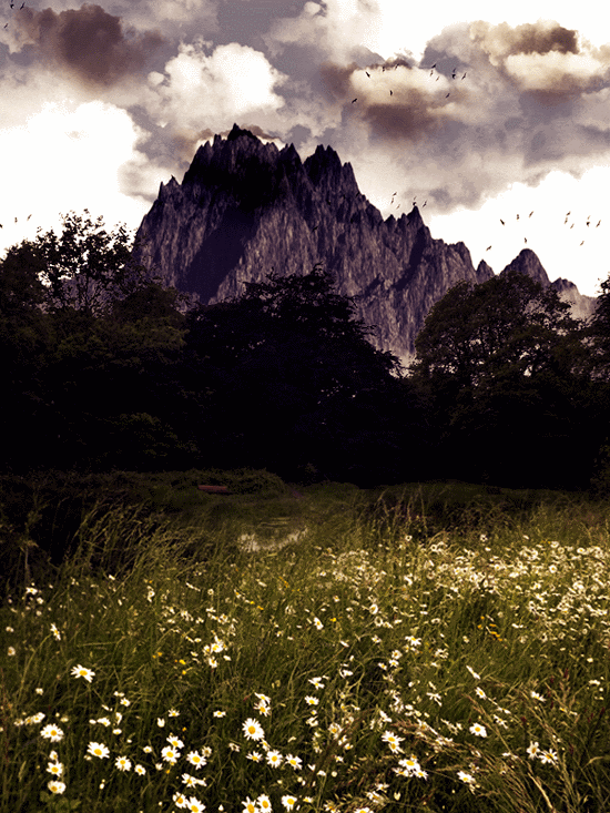 Custom Landscapes with Photoshop