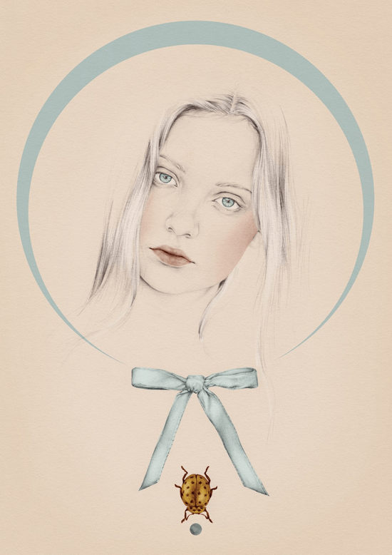 Feminine Portrait 10 New Graphic Design Tutorials