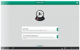 Kaspersky Parental Control 5 Best Parental Control Apps for Android