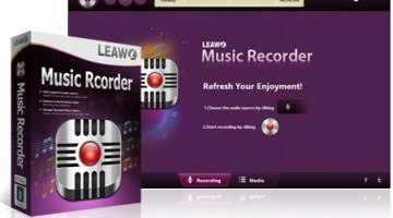 The Best and Easiest Music Recorder by Leawo