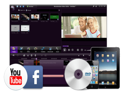 WonderShare Impressive Video Editor by WonderShare