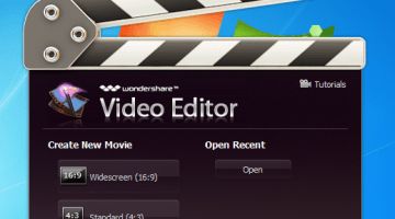 Impressive Video Editor by WonderShare