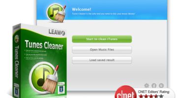 Professionally Clean up iTunes Music Library – Leawo Tunes Cleaner