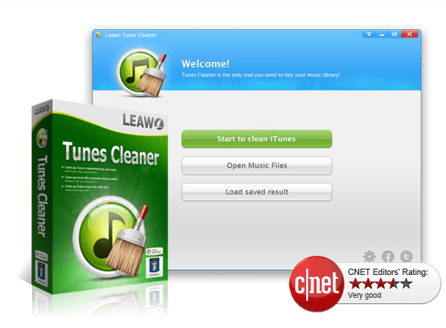 iTunes Claner Professionally Clean up iTunes Music Library – Leawo Tunes Cleaner