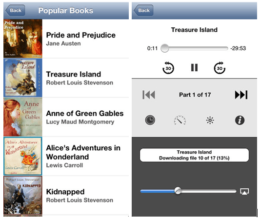 how to access audiobooks on iphone top 6 audiobook apps for your iphone 18536