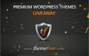 [Giveaway] 3 Premium WordPress Themes from ThemeFuse