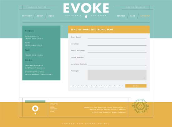 Cafe-Evoke