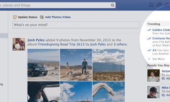 Facebook introduced Trending Topics – Useful for Marketers & Bloggers