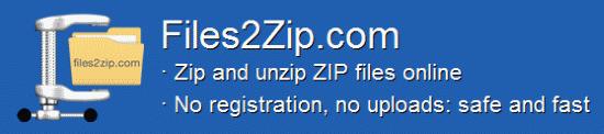 Unzip Files Online