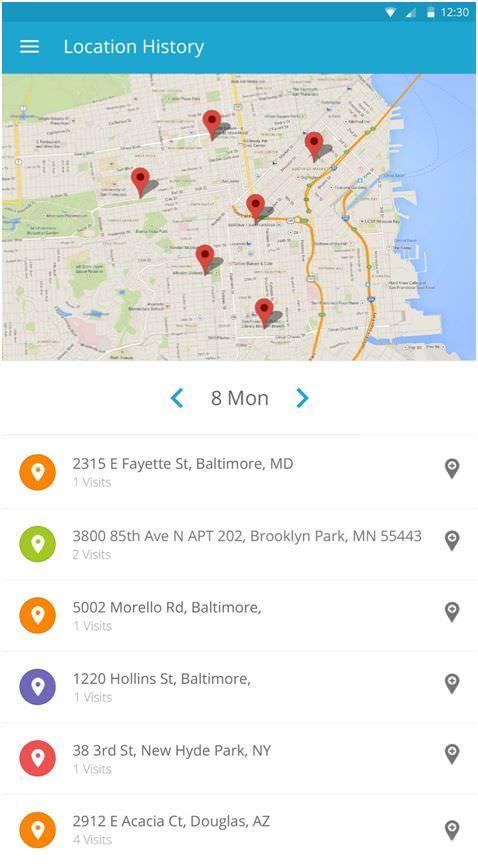 Track Phone Location App