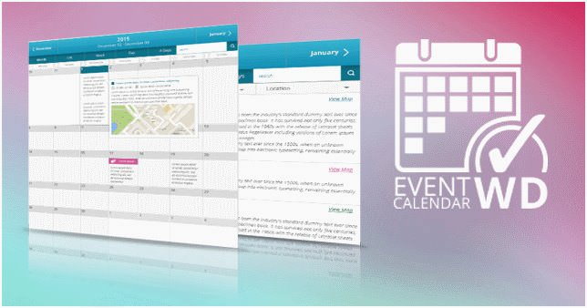 Event Calander WP Plugin