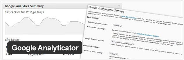 Get your Google Analytics stats