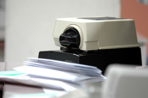 Franking Machines Aiding Productivity