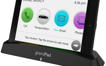 Uber + GrandPad Provides Easier Transportation for Seniors