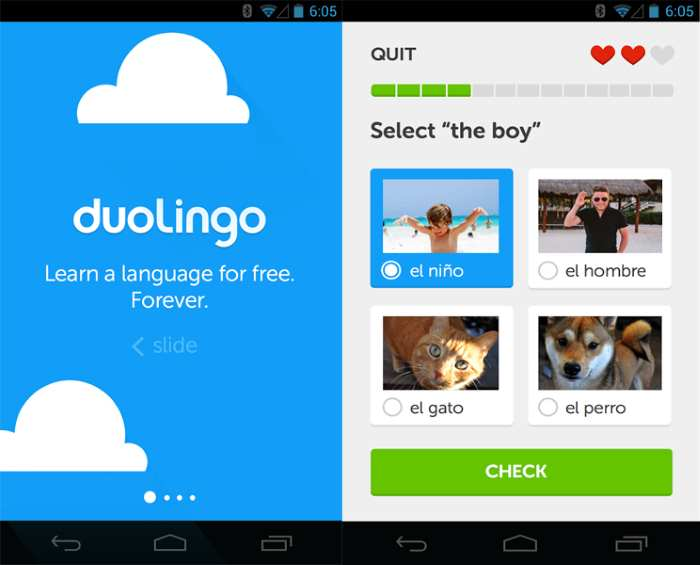 Duolingos Language Learning App