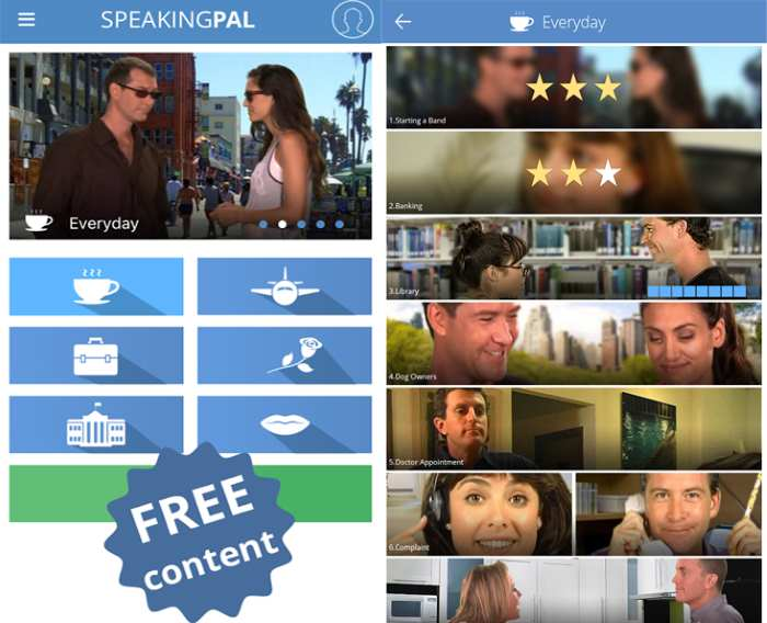 Speakingpal Language Learning App