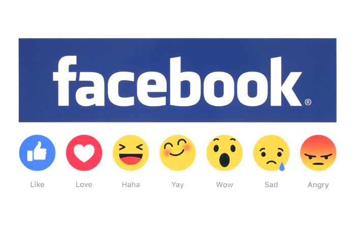 New Facebook Reactions