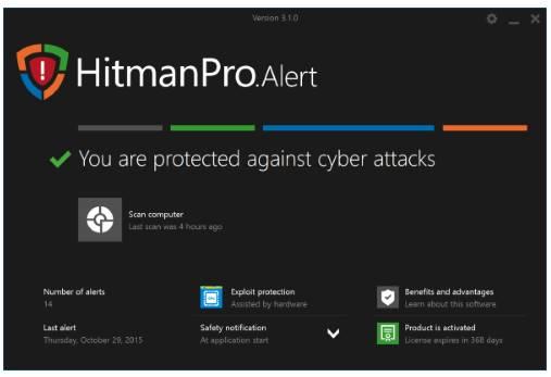 hitman pro ransomware romoval