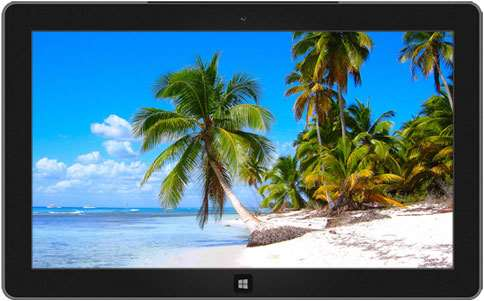 Caribbean windows themes
