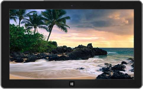 hawaii windows theme