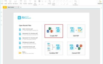 How to Create PDF Forms with Wondershare PDFelement