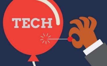 Is a tech bubble a possibility?