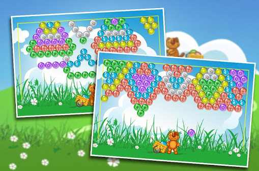 Bubble Meadow Android Game