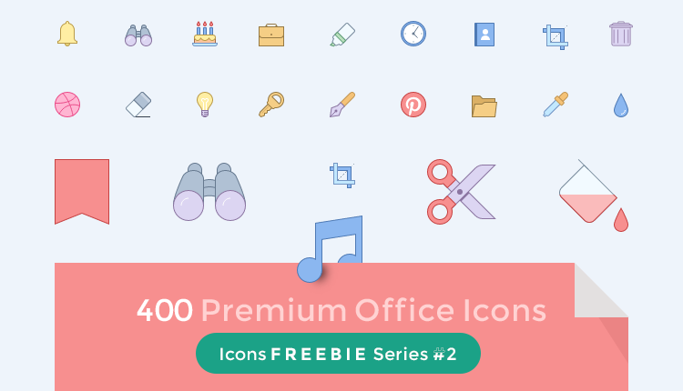 Premium Office Icon
