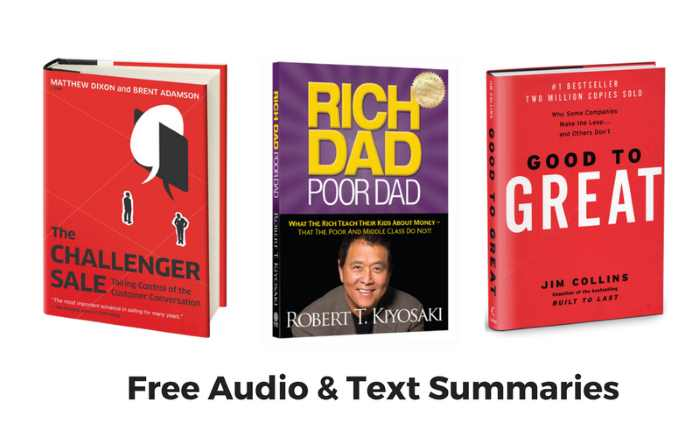 Free Audio Text Summary