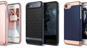 iPhone7 Cases: Funky, functional, High-Tech?